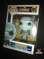 Pop Marvel Avengers Infinity War - Ebony Maw - Vinyl Figure - Issue 291