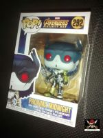 Pop Marvel Avengers Infinity War - Proxima Midnight  - Vinyl Figure - Issue 292