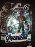 "Marvel Avengers Infinity War 6"" Action Figure - Iron Spider"
