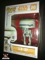 Pop Star Wars - L3-37 - Vinyl Figure - Issue 245