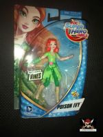 "DC Super Hero Girls 6"" Articulated Action Figure - Poison Ivy"