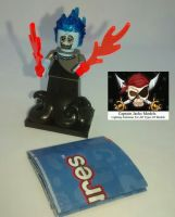Lego Minifigs - Disney Series 2 (Part Number 71024) - Hades Figure