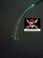 x1 Unit Green Separate - 5 Fibre Strands (0.5mm strands)