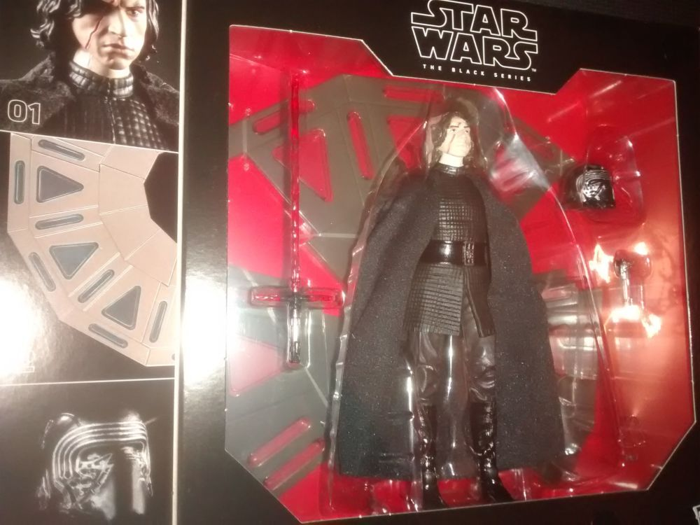 Star Wars - The Black Series - Kylo Ren Throne Room - Premium Collectable F