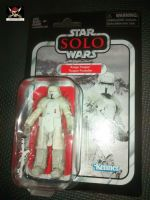 "Star Wars - Kenner Hasbro - The Vintage Collection - Range Trooper - Premium Collectable Figure Set 3.75"" Tall"
