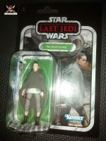 "Star Wars - Kenner Hasbro - The Vintage Collection - Rey (Island Journey) - Premium Collectable Figure Set 3.75"" Tall"