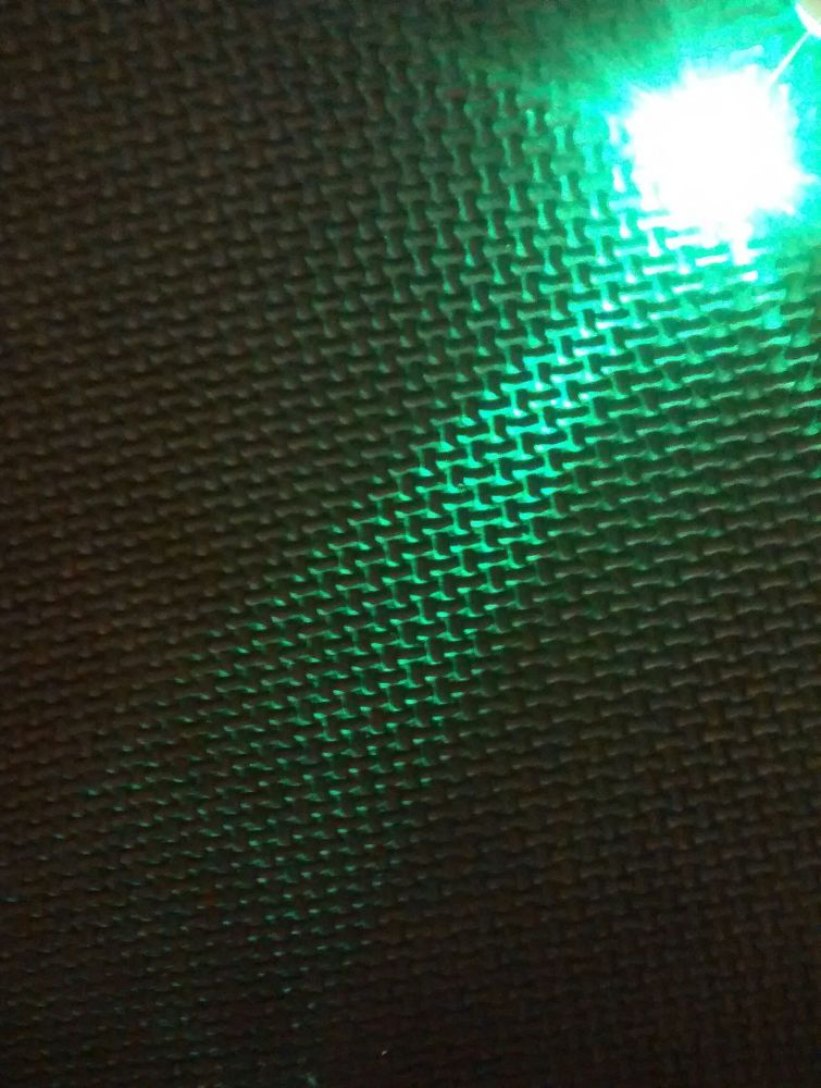 Qty x10  3mm Green Ultra Bright Led