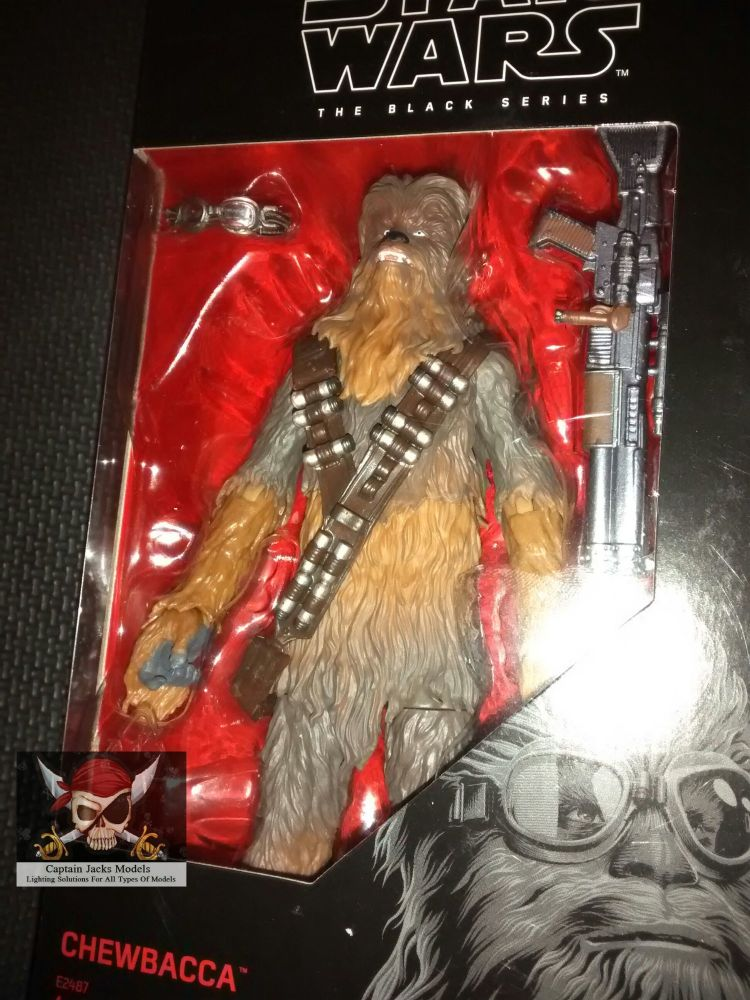 Star Wars - The Black Series - Chewbacca - Collectable Figure 6