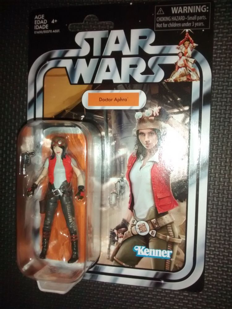 Star Wars - Kenner Hasbro - The Vintage Collection - Doctor Aphra - Premium