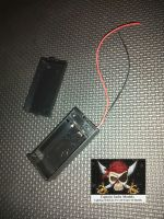 Quantity x1 - 9v Battery Box With Built In Switch