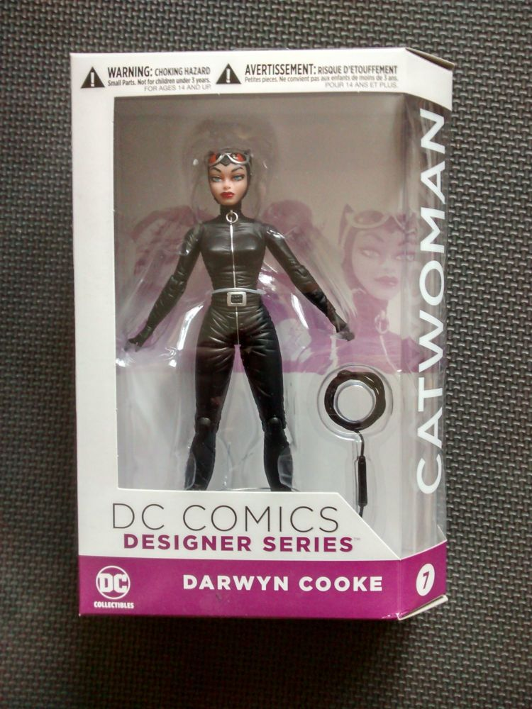 Dc Designer Series - Darwyn Cooke - Catwoman - DC Collectables