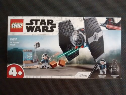 Lego Star Wars - TIE Fighter Attack - 75237- Age Range 4 Years Plus - Brand