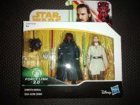 "Star Wars Force Link 2.0 Compatible 3.75"" Figure Set - Darth Maul & Qui-Gon Jinn"