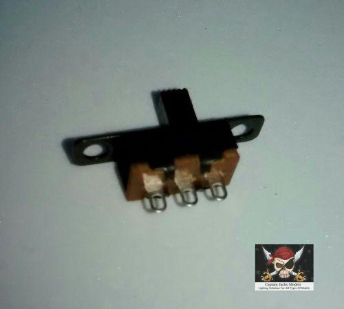 x5 SPDT Miniature 2 Position Slide Switch