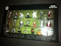 Disney Jada Nano Metalfigs Set - Tim Burtons The Nightmare Before Christmas