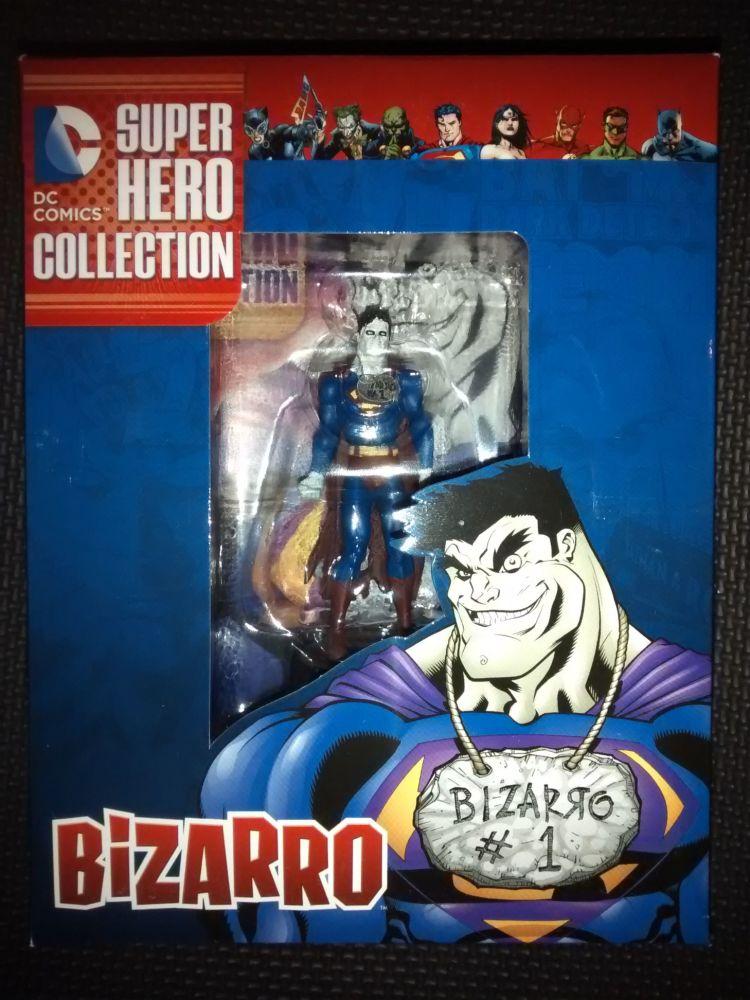 DC Comics Super Hero Collection - Collectable Eaglemoss Figurine - Bizarro