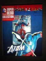 DC Comics Super Hero Collection - Collectable Eaglemoss Figurine - The Atom