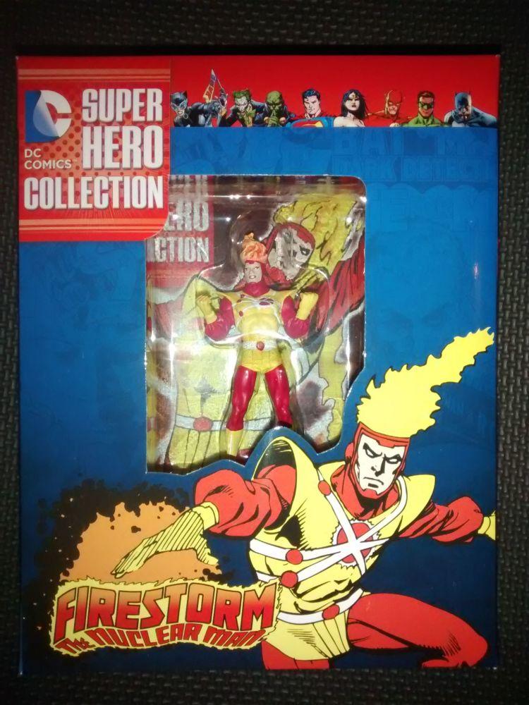 DC Comics Super Hero Collection - Collectable Eaglemoss Figurine - Firestor