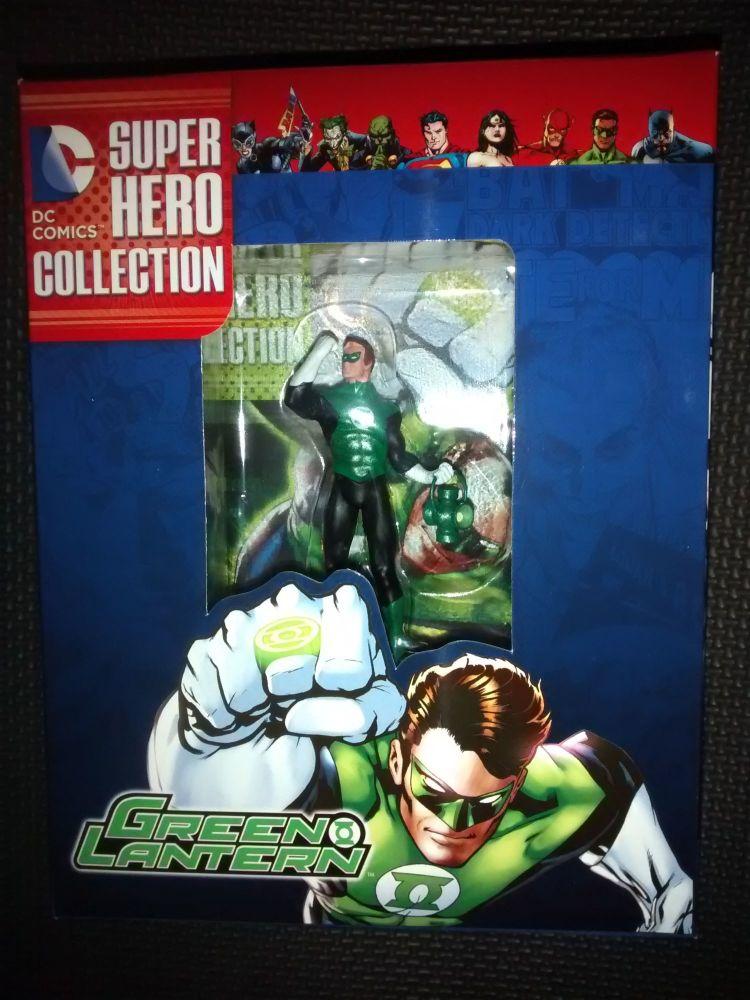 DC Comics Super Hero Collection - Collectable Eaglemoss Figurine - Green La
