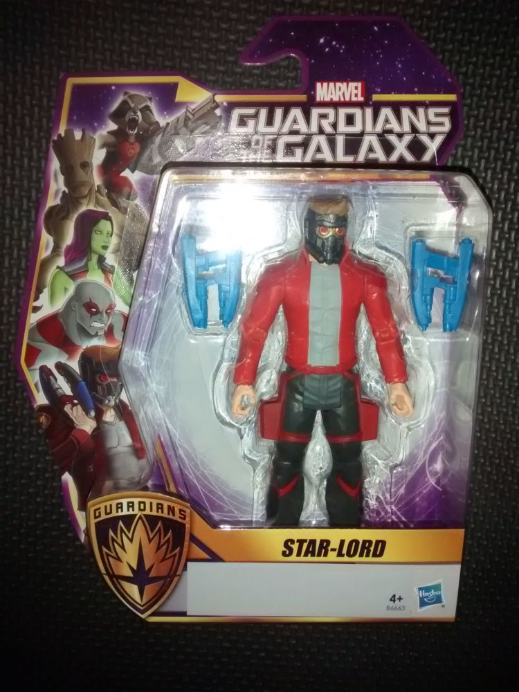 Marvel Hasbro - Guardians Of The Galaxy  - Star Lord - 5.5