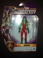"Marvel Hasbro - Guardians Of The Galaxy  - Gamora - 5.5"" Action Figure"