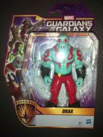 "Marvel Hasbro - Guardians Of The Galaxy  - Drax - 6"" Action Figure"