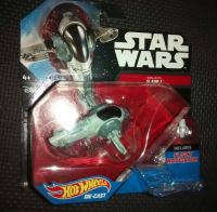 Hot Wheels Die-Cast Slave 1 - The Force Awakens