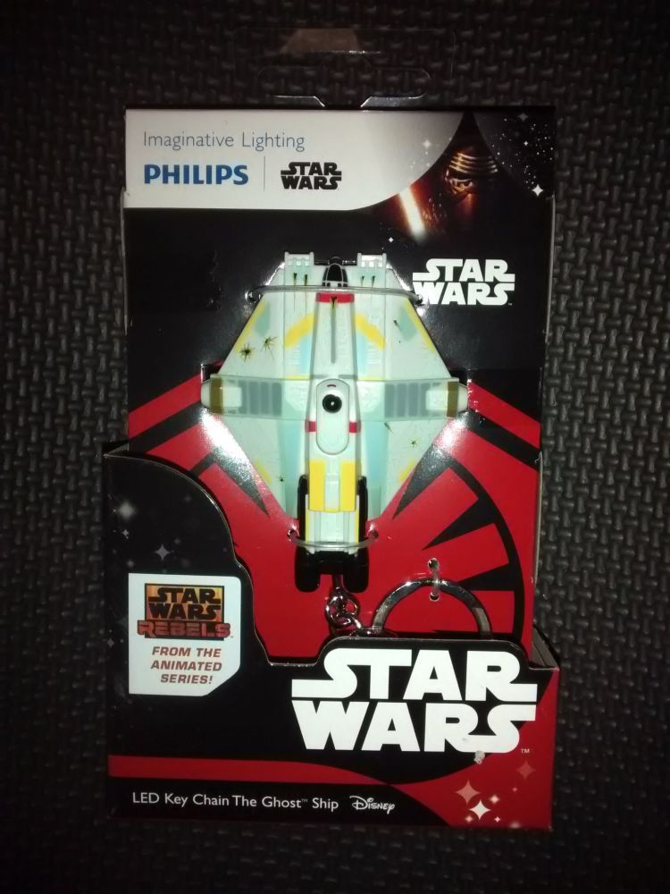 Star Wars - The Animated Series - The Ghost Ship - LED Key Chain