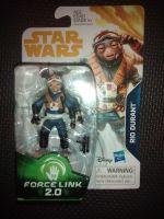 """Star Wars Rio Durant Collectable Figure E1192/E0323 Force Link - 2.0 Compatible 3.75"""" Tall"""