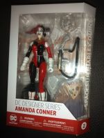 Dc Designer Series - Amanda Conner - Spacesuit Harley Quinn - DC Collectables