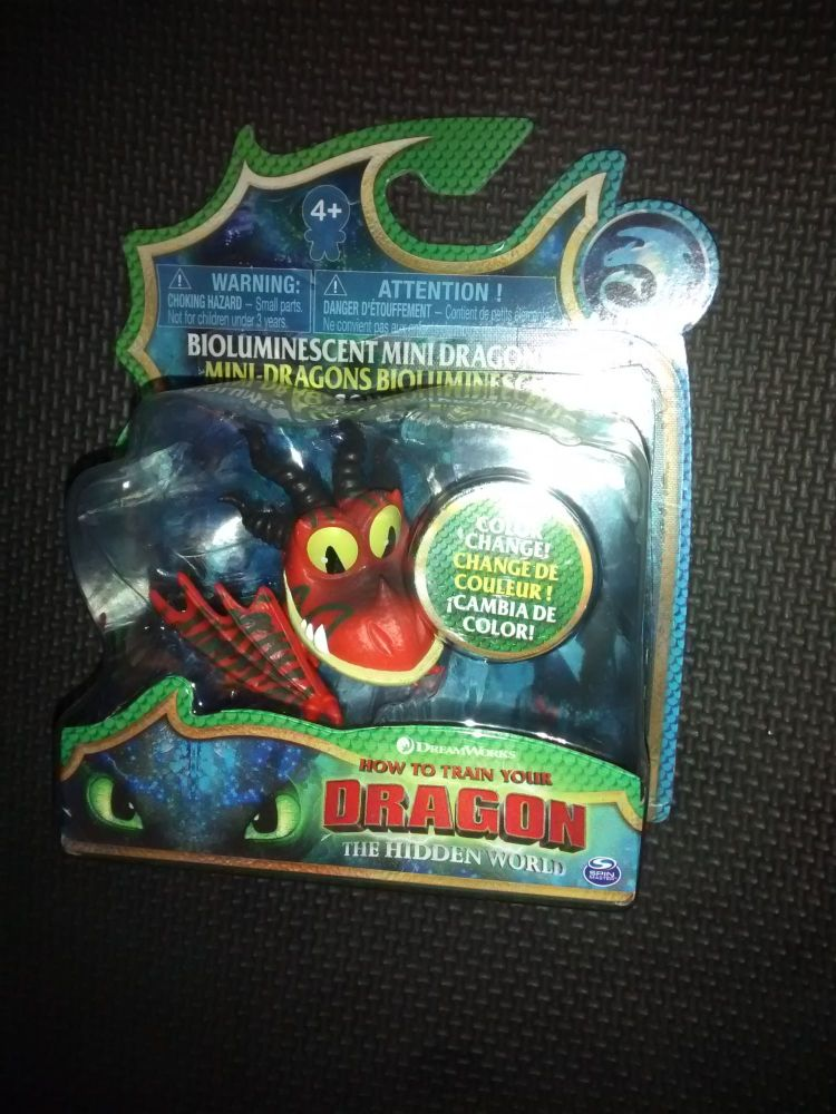 Dreamworks How To Train Your Dragon - The Hidden World - Hookfang - 2.75