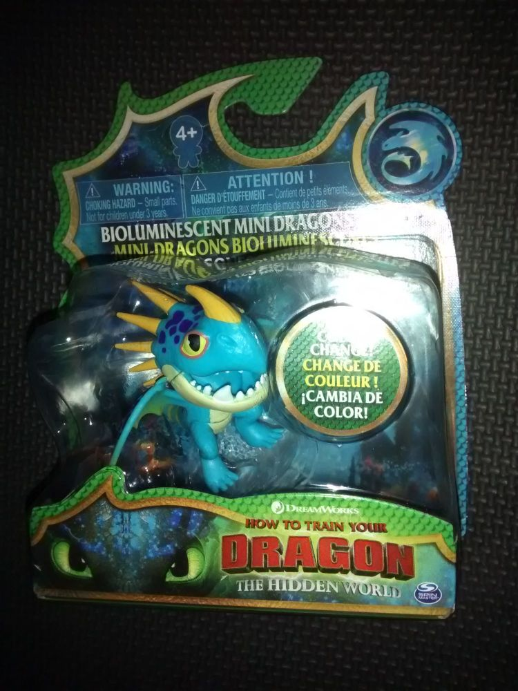 Dreamworks How To Train Your Dragon - The Hidden World - Stormfly - 2.75