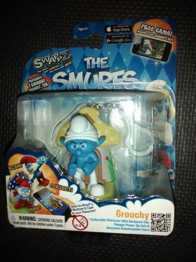 The Smurfs - Grouchy - 3