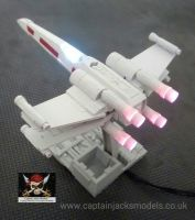 Bandai 1:72 X-Wing Led Light Kit