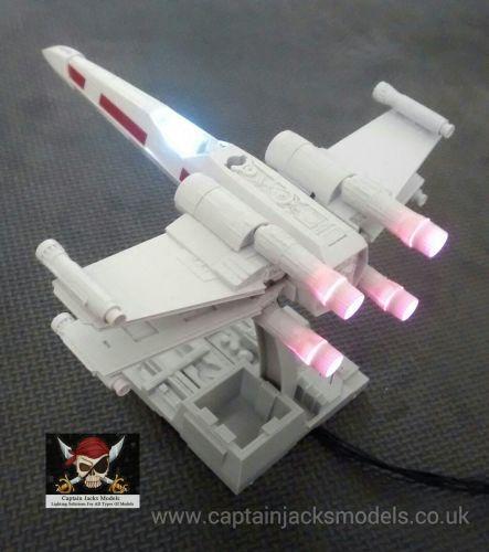 Bandai 1:72 X-Wing Led Light Kit