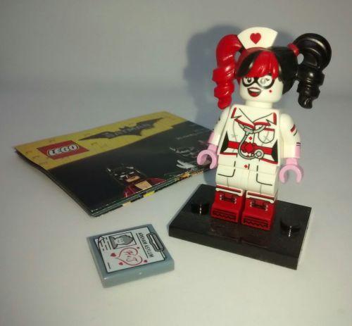 Lego Minifigs - Lego Batman Movie - Series 1 - 71017 - Nurse Harley Quinn