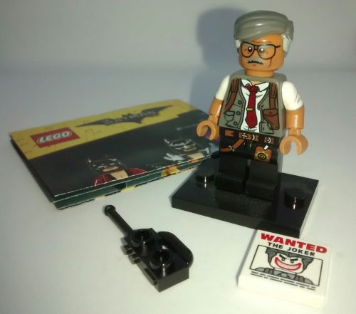 Lego Minifigs - Lego Batman Movie - Series 1 - 71017 - Commissioner Gordon