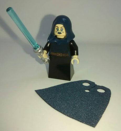 Lego Minifigure - Barriss Offee - Split from set 75206