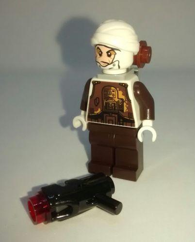 Lego Minifigure - Dengar - Split from set 75167