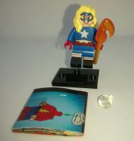 Lego Minifigs - DC Comics Superheroes - 71026 - Star Girl
