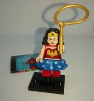 Lego Minifigs - DC Comics Superheroes - 71026 - Wonder Woman