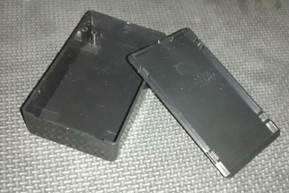 ABS Plastic Project Box 100mm x 60mm x 25mm