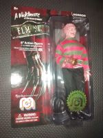 Mego - A Nightmare On Elm Street - Freddy Krueger - Collectable Figure