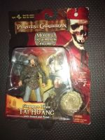 Zizzle - RARE Collectors Figure - Pirates Of The Caribbean - Movie 3 Sneak Preview Figure - Singapore Pirate Tai Huang - Zizzle
