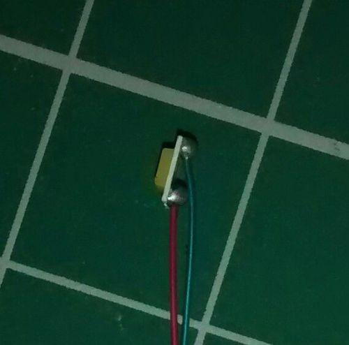 Warm White - Micro LED - 3v DC - Suitable For Diorama ,  Architectural , Di