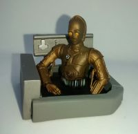 Gentle Giant Star Wars Bust Ups Series 1 -  C-3PO  - Discontinued Collectable Loose Figure