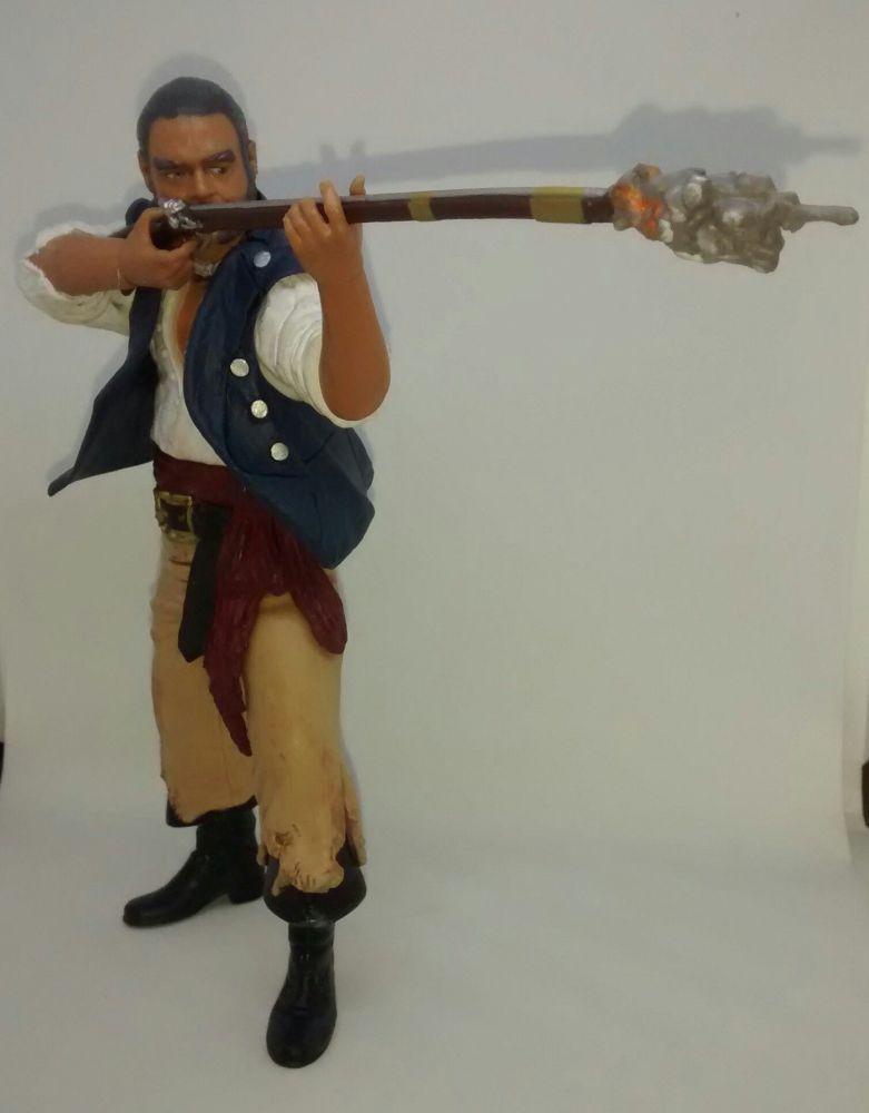 Pirates Of The Caribbean - Gibbs - Jakks Pacific - Loose Action Figure