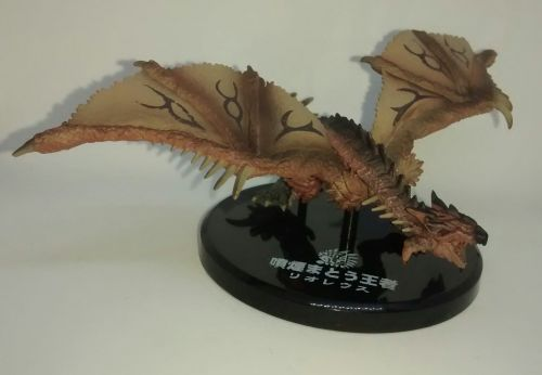Monster Hunter - Capcom Bandai - Collectable Display Figure - Our Ref C1