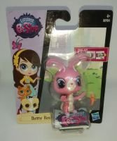 "Littlest Pet Shop - Collectable 2.5"" Figure - Bunny Ross - B0984"