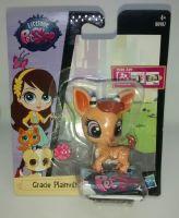 """Littlest Pet Shop - Collectable 2.5"""" Figure - Gracie Plainville - B0987"""